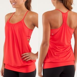 Lululemon No Limits Tank in Love Red 6